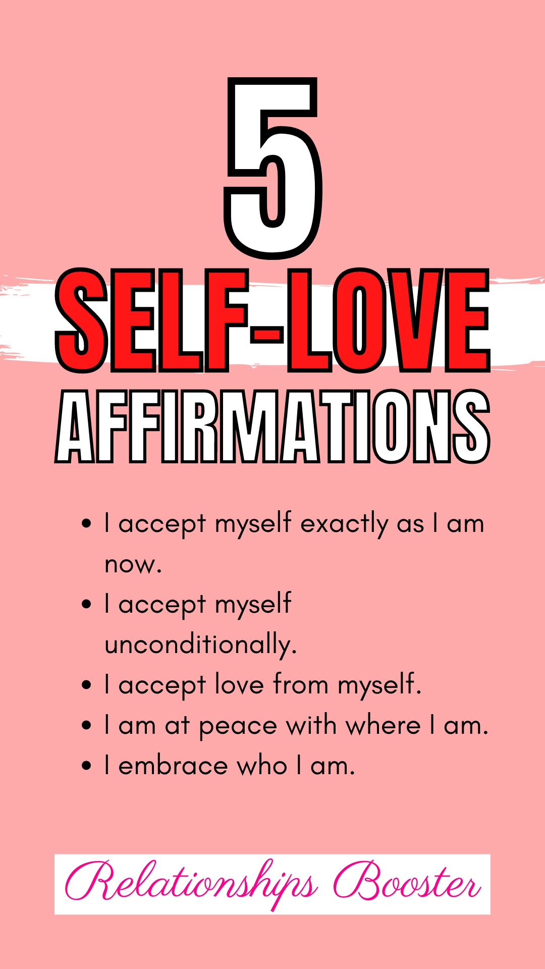 5 Self-Love Affirmations to Feel & Attract More Love