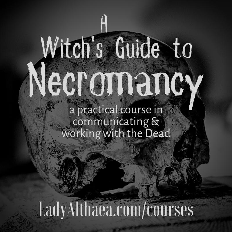 Witchcraft & Necromancy #ancestors
