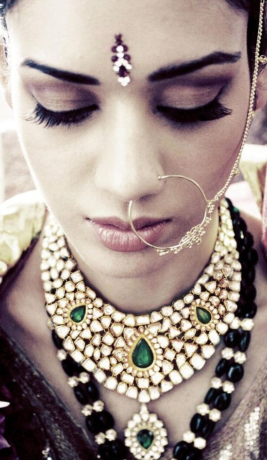 nose ring | Bohemian, Gypsy, Indian... love! | Pinterest | Ring ...