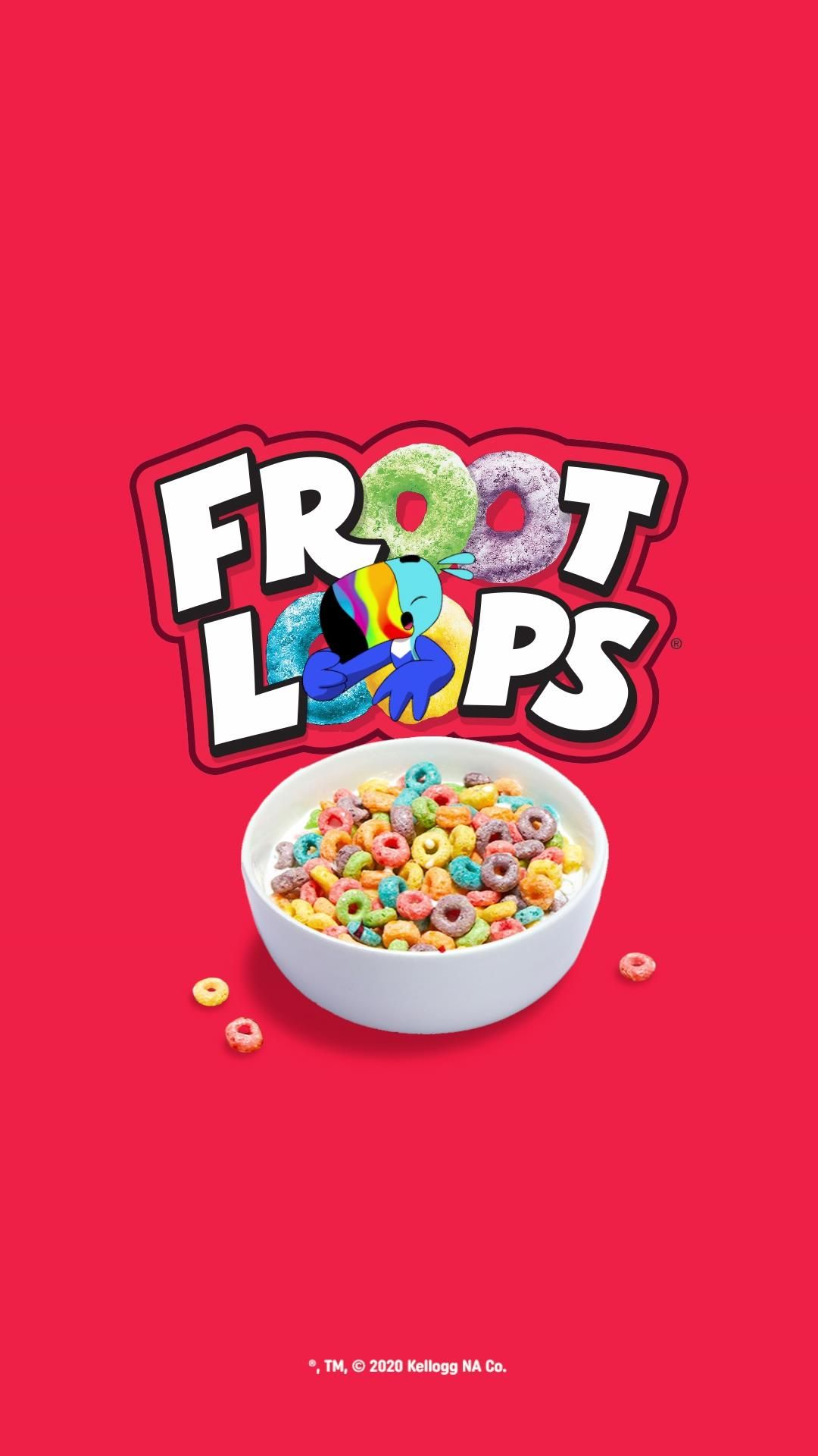 Toucan Sam is here with new adventures in the Froot Loops World