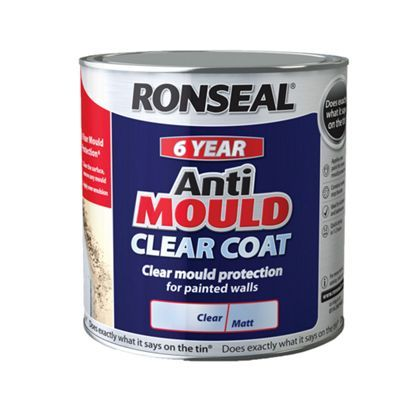 Ronseal Anti Mould Clear Coat 2.5L (With images) | Clear ...