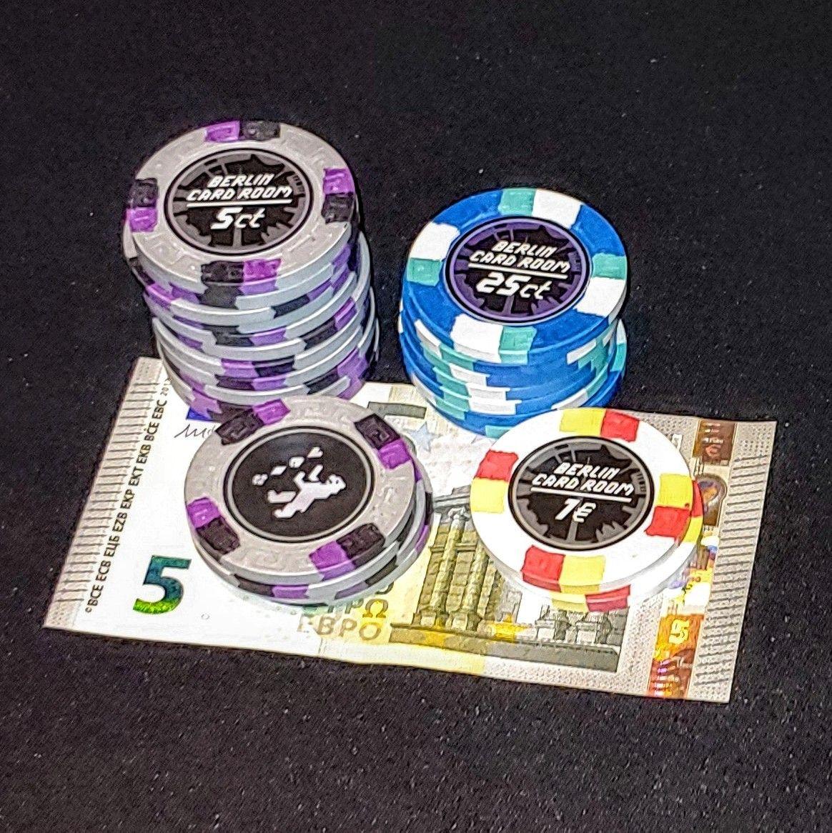 Berlin Card Room Poker Cash Game Buy In в 2020 г