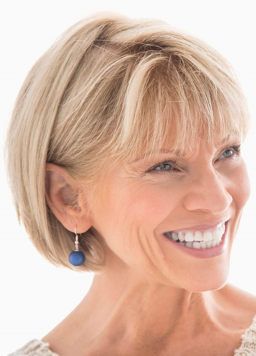 9 Trendy Short Hairstyles for Older Women You Should Try in 9