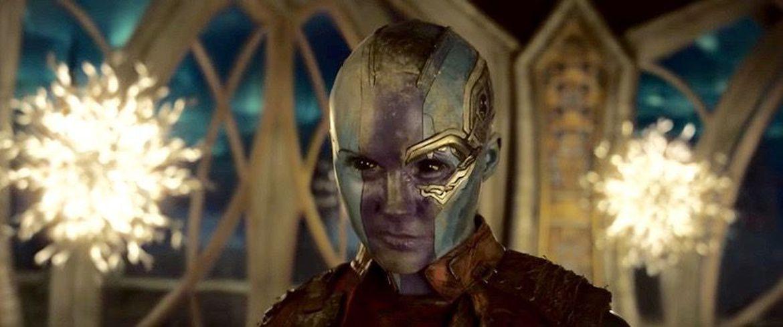 Guardians of the Galaxy 2 Nebula | CNET Tech Culture 'Guardians of the Galaxy Vol. 2' trailer, dissected ...