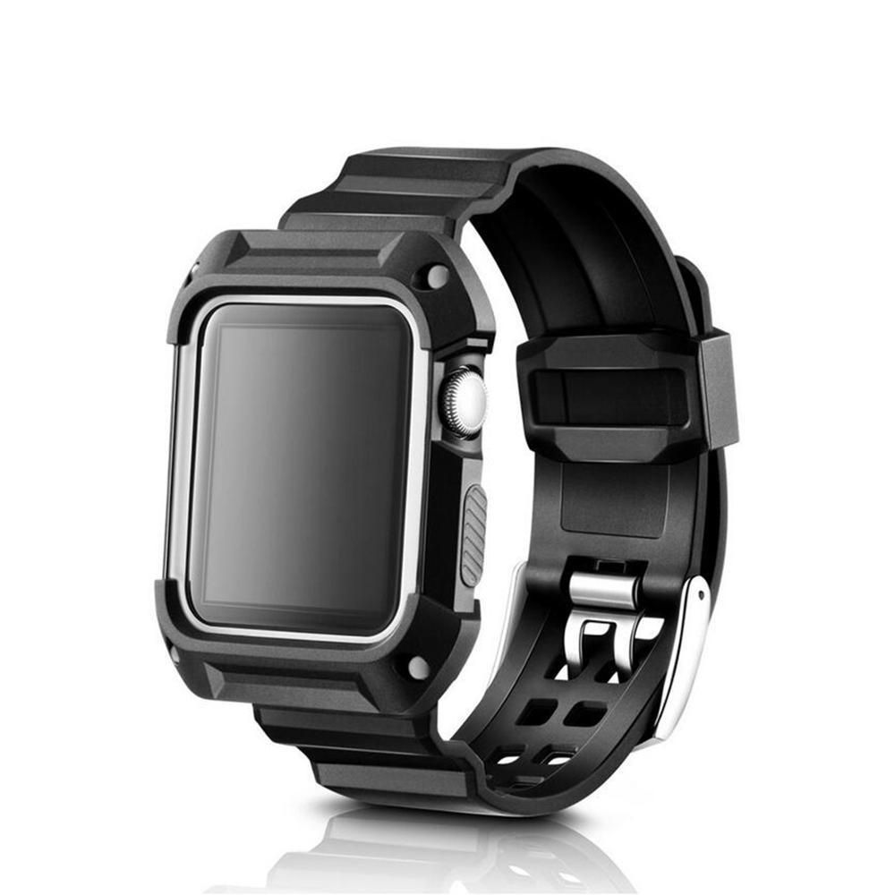 Sports Protective case with strap for Apple Watch Series 2