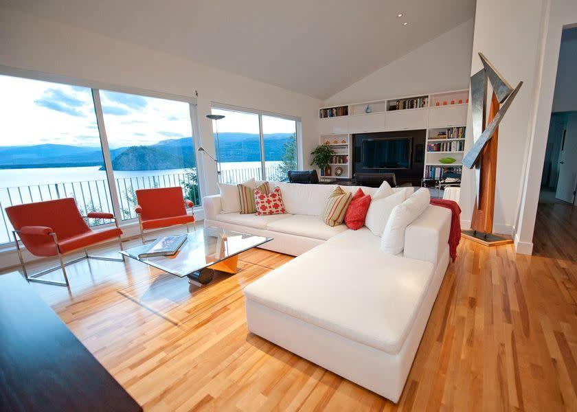 Rise copper island fine homes living room house interior design colors ideas dream home also rh pinterest