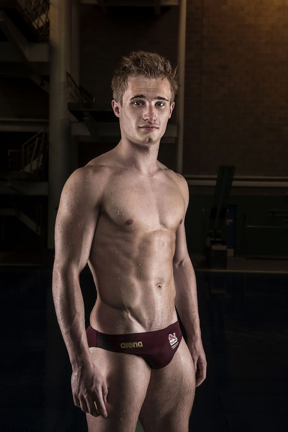 Wilcox young Chris men fit gym