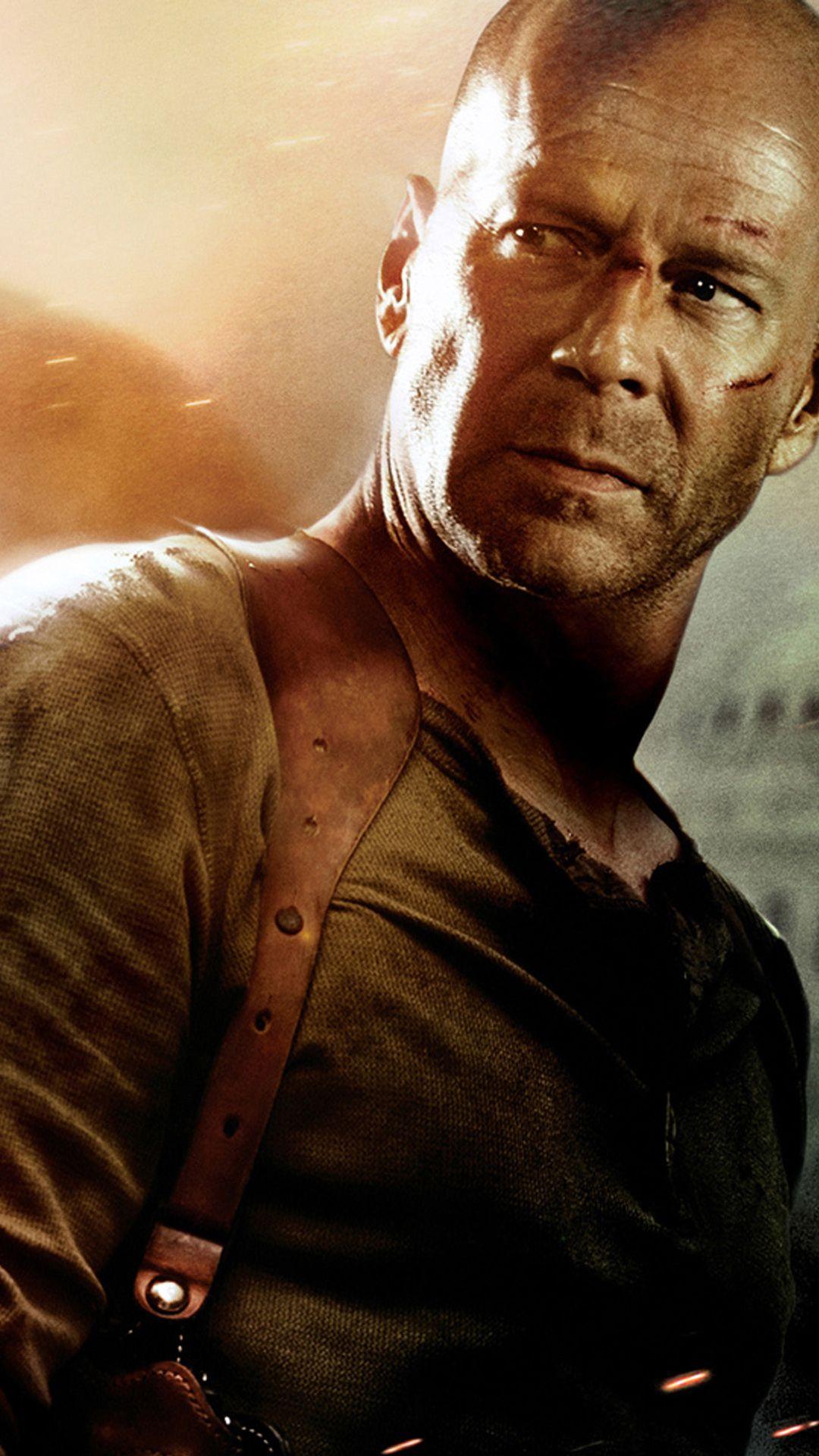 Image result for John McClane movie wallpaper