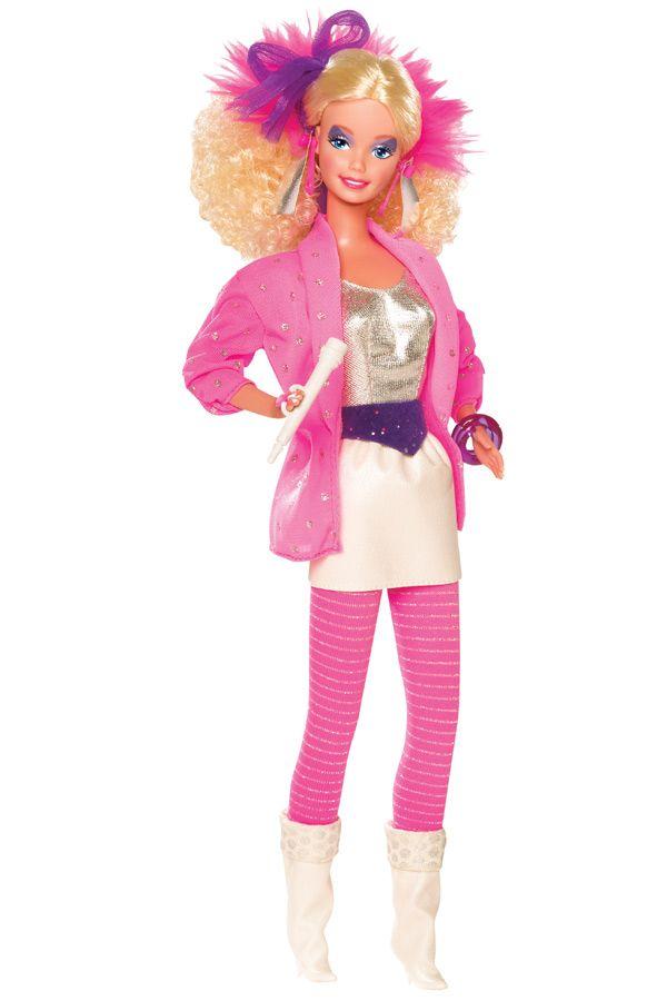 1986Rockstar Barbie giocattoliserie PicturesNostalgia TV di Ok80wnP