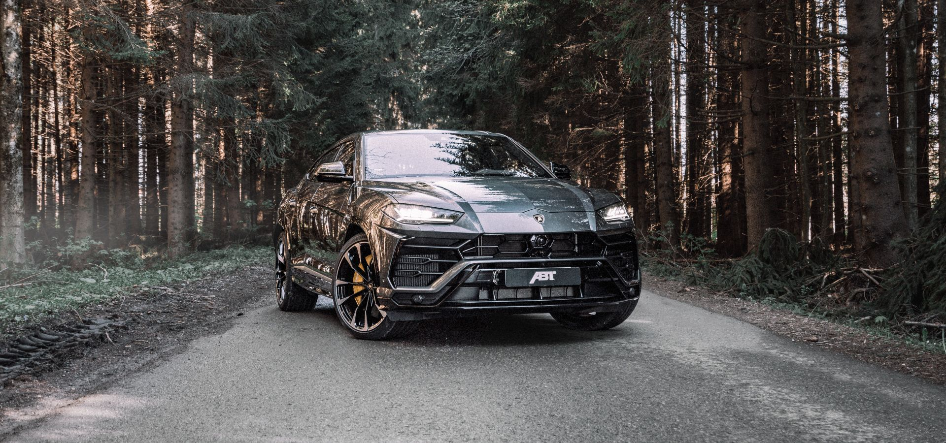 Urus ABT Sportsline Audi rs5