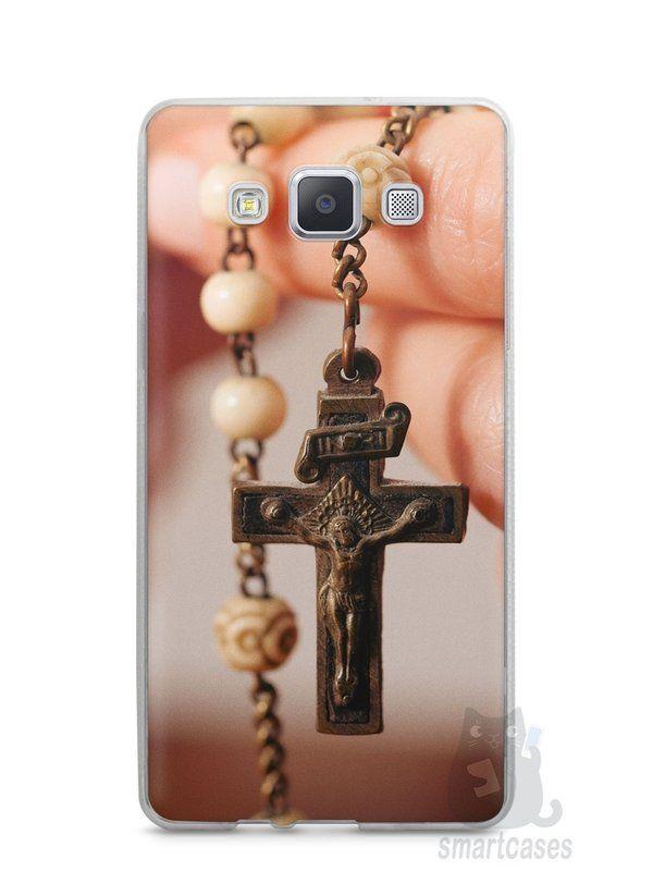 Capa Samsung A5 Jesus #1 - SmartCases - Acessórios para celulares e tablets :)