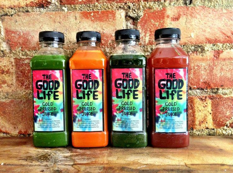 The good life eatery btvc pinterest pressed juice gluten free a taste of the good life health food nirvana hits london malvernweather Images