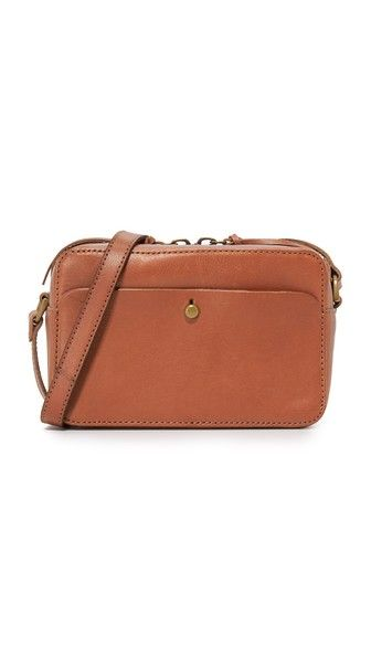 4bf010a0f8 MADEWELL Camera Cross Body Bag. #madewell #bags #shoulder bags #leather #