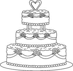 Wedding Coloring Pages 13
