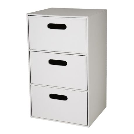 Polo  Drawer Storage Unit