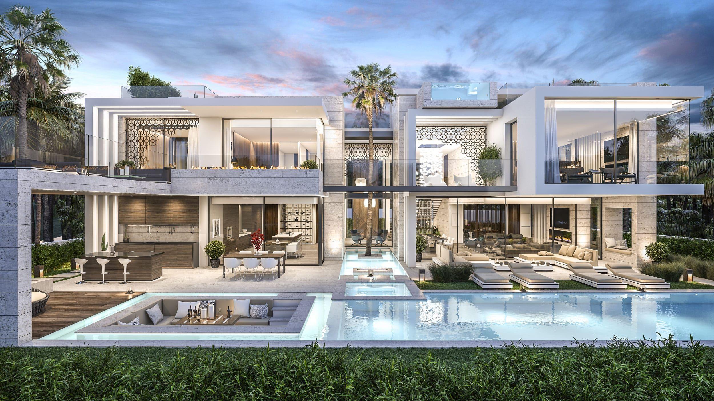 Villa Jumeirah, Dubai | B8 Architecture and Design Studio