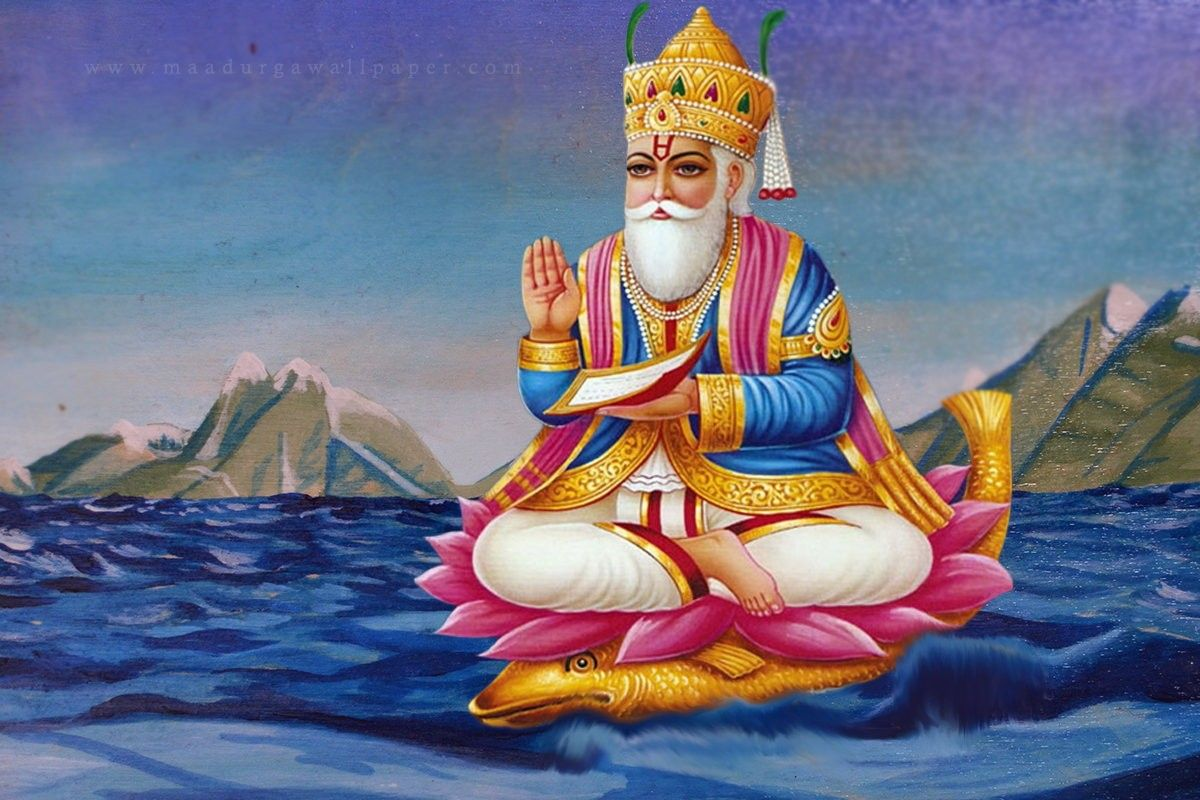 God jhulelal Wallpaper, images HD photo download