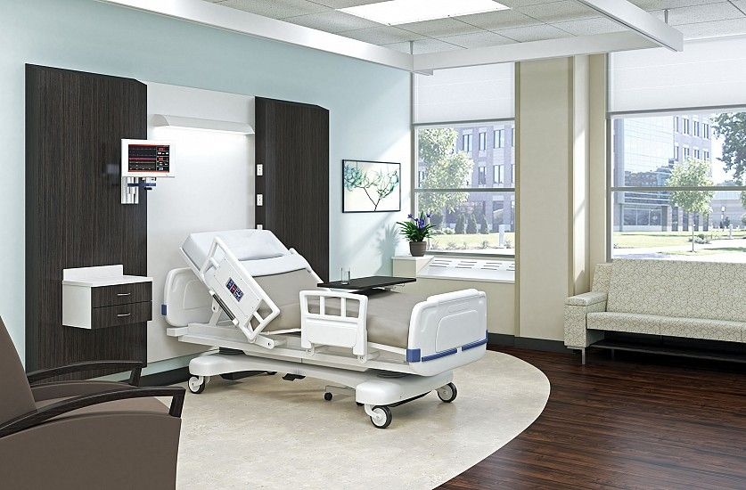 Carolina mile marker hospital interior design clinic