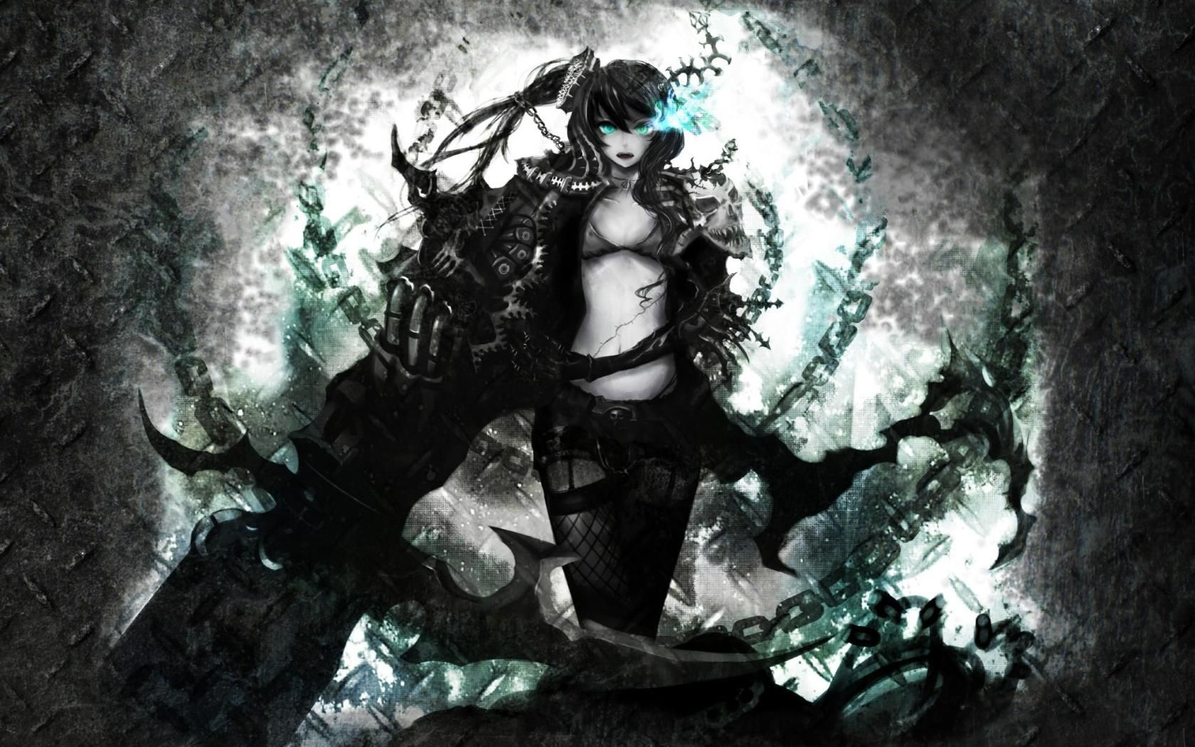 Black Rock Shooter EPIC wallpaper