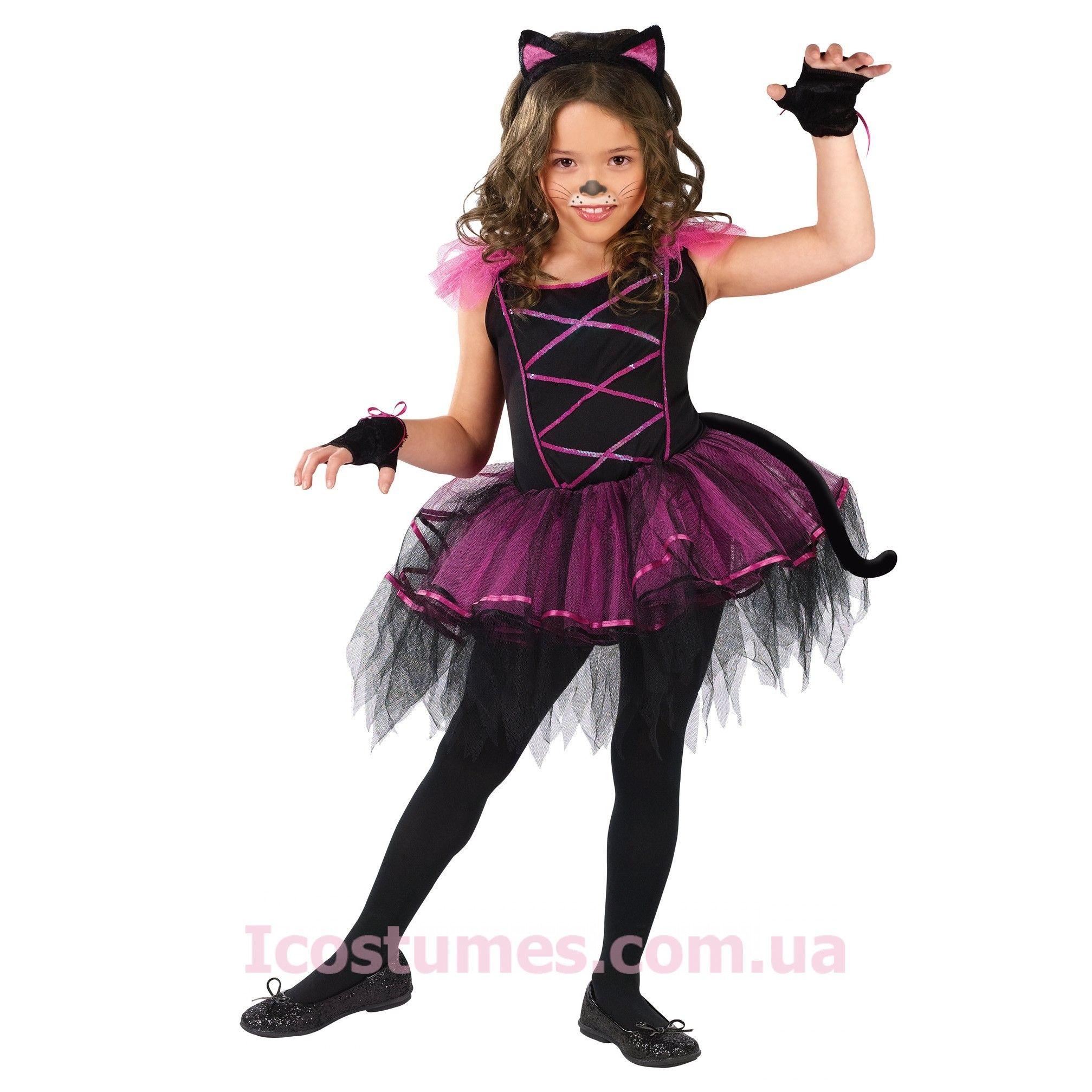 Как сшить костюм кошки для девочки фото 64
