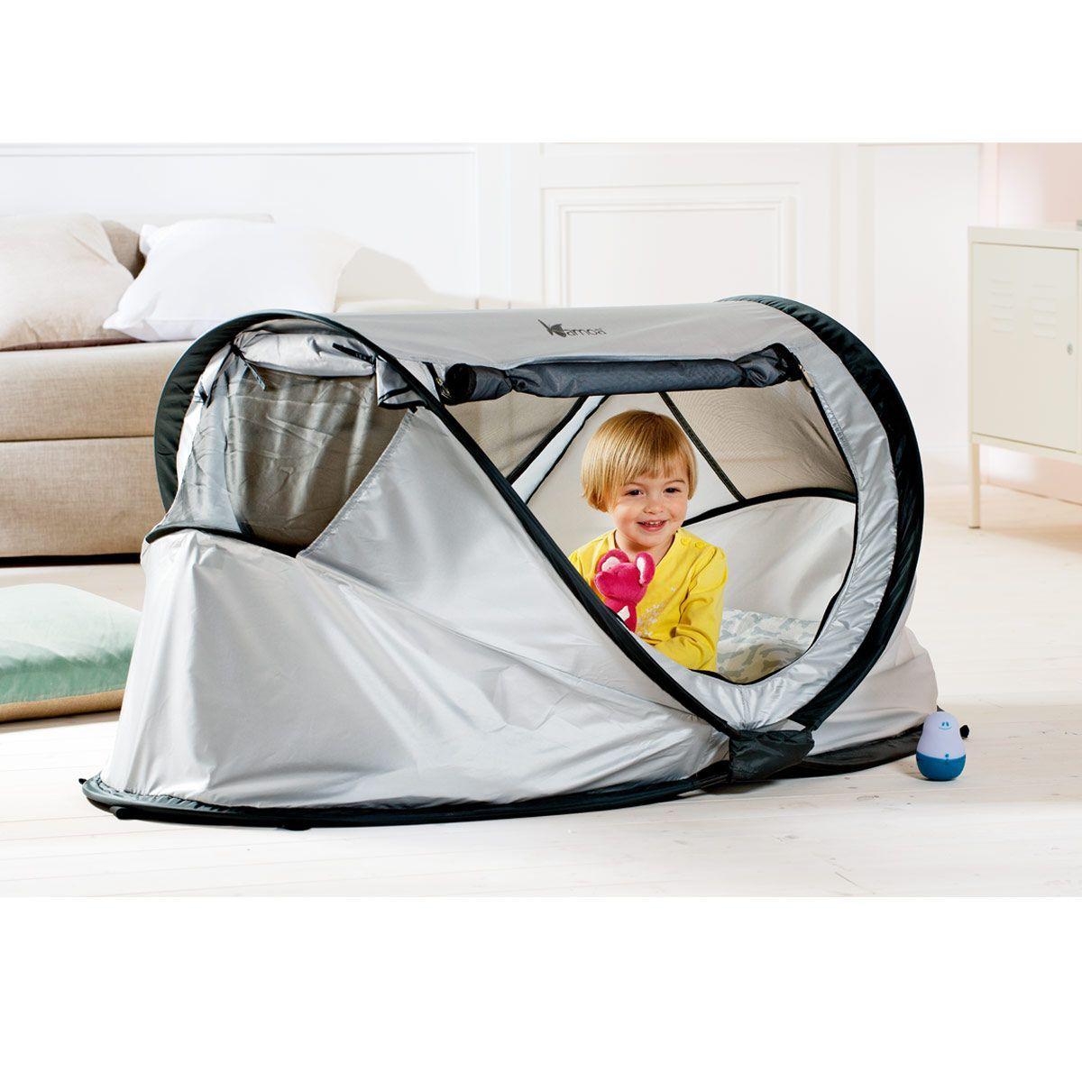 Lit Tente Pop Up Silver Oxybul Pour Enfant De 1 An A 4 Ans Oxybul