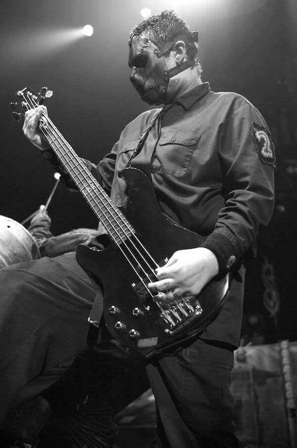 Paul Gray RIP | paul grey in 2019 | Paul gray, Slipknot band