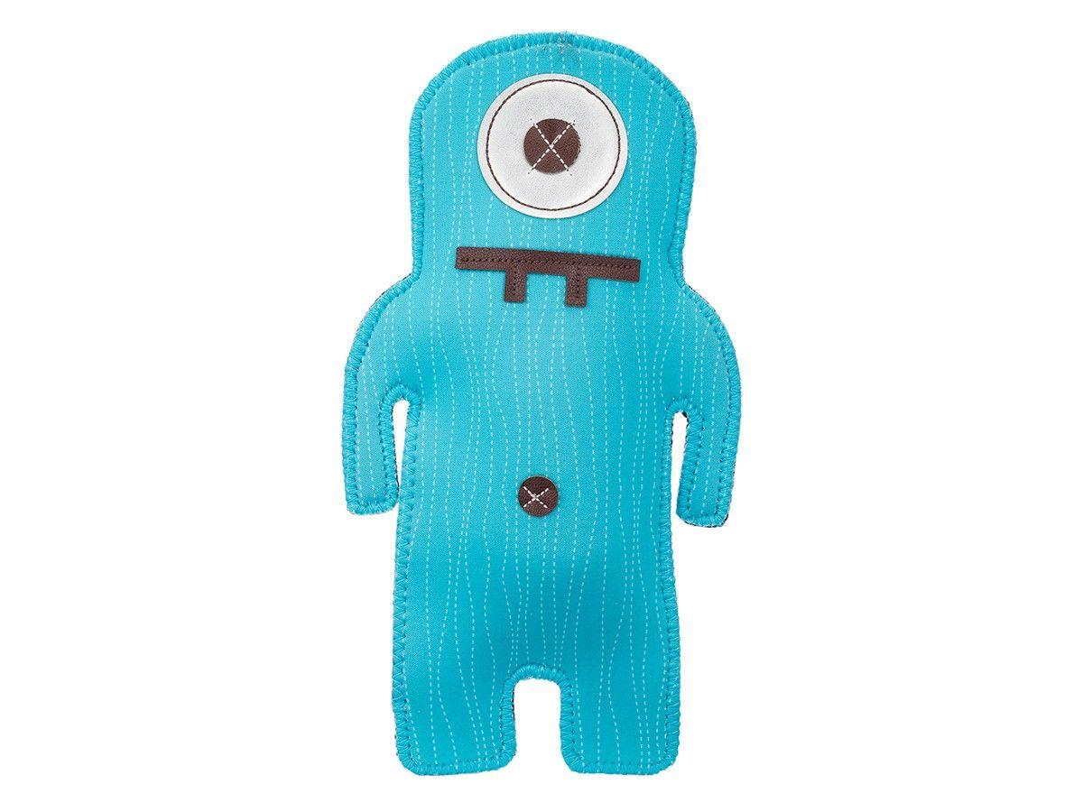 Zeus the Blue Alien 11 Smart dog toys, Outdoor dog toys