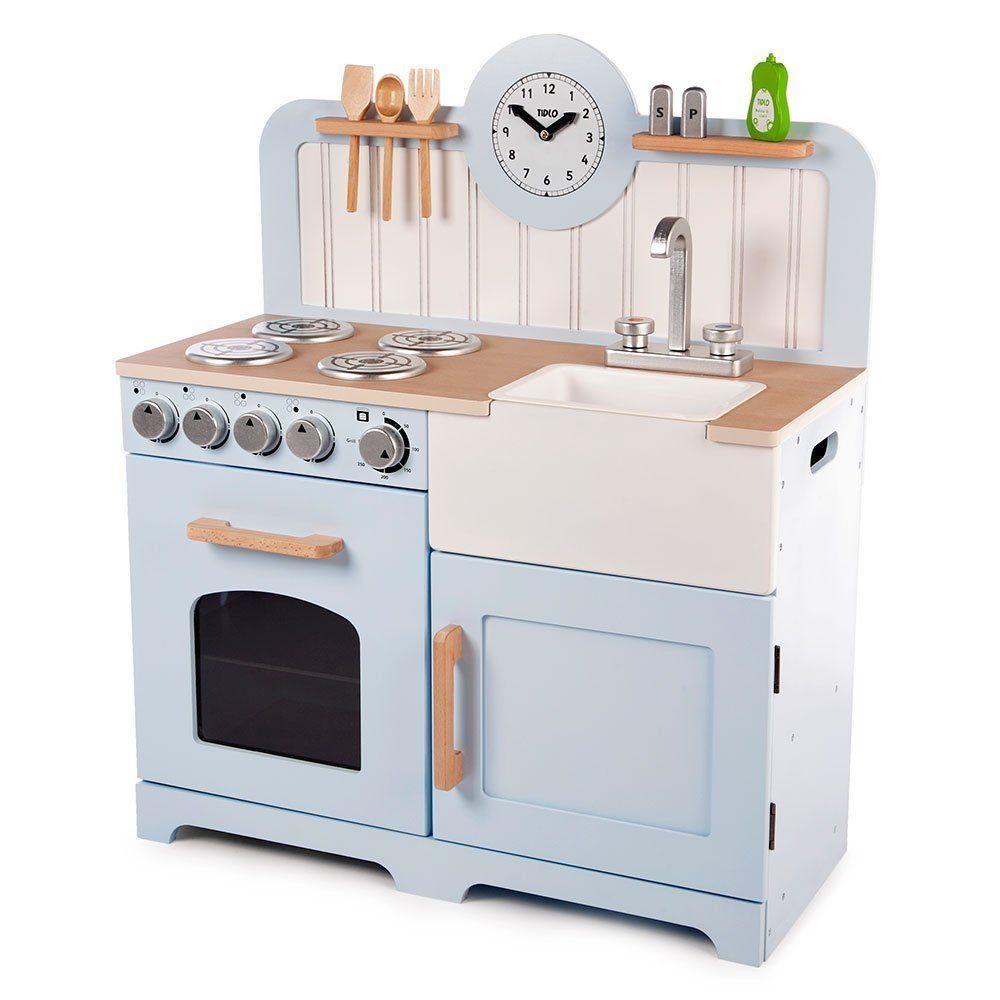 Tidlo Country Play Kitchen: Amazon.co.uk: Toys & Games | Arthur ...
