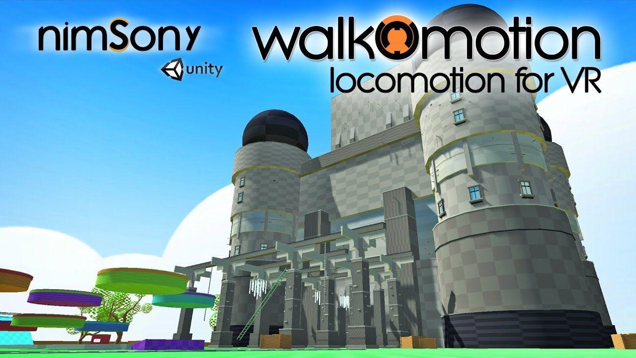 edc79be876c Walk-O-Motion Pure Physics VR - Tech Demo (Links in Video Description)