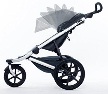 Thule Urban Glide Stroller, Contours options elite