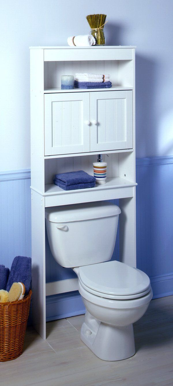 definitely need something like this could maybe paint the inside of the shelves to liven over the toilet cabinetbathroom - Bathroom Cabinets That Fit Over The Toilet