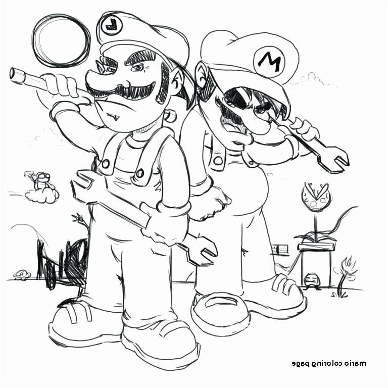 Dessin Mario Kart