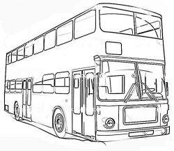 Avtobus Raskraska Dlya Detej Raspechatat Kartinki S Mashinkami I Avtobusami Raskraski Dlya Detej Avtobus