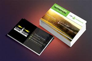 109 Modern Business Card Designs Graphics Illustration Line