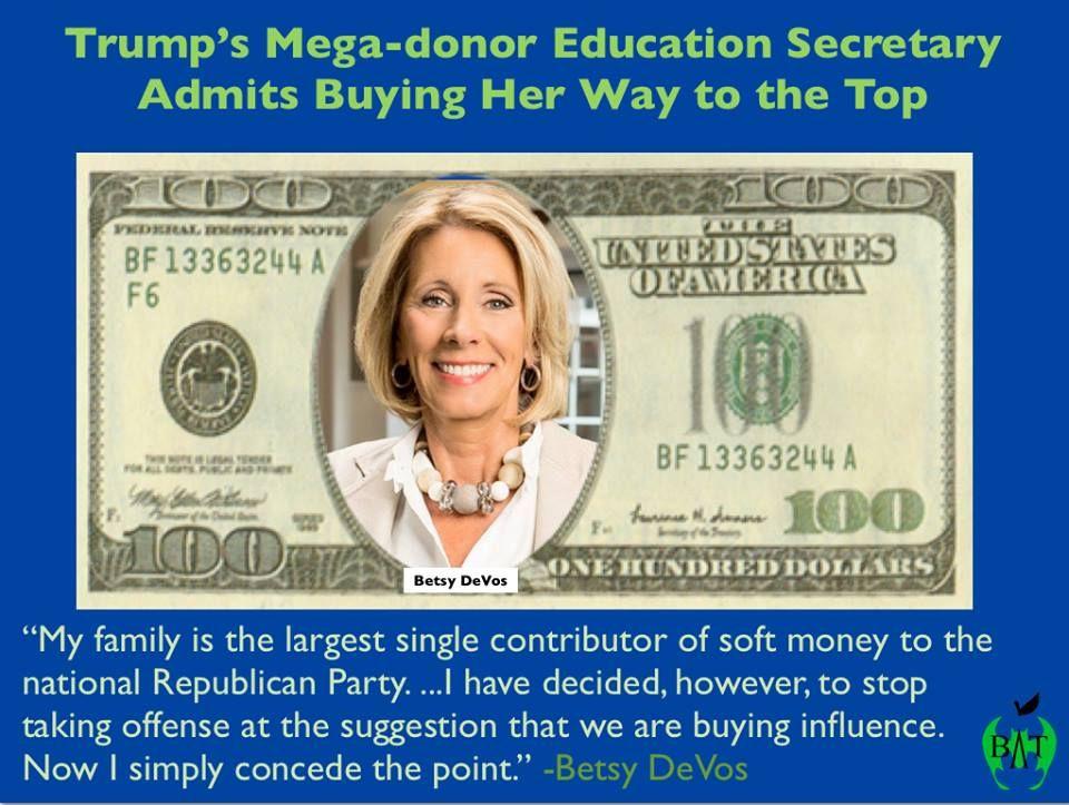 Trumps First Full Education Budget Deep >> Trump S First Full Education Budget Deep Cuts To Public School