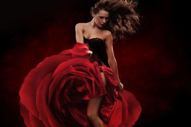 Spaniard dance