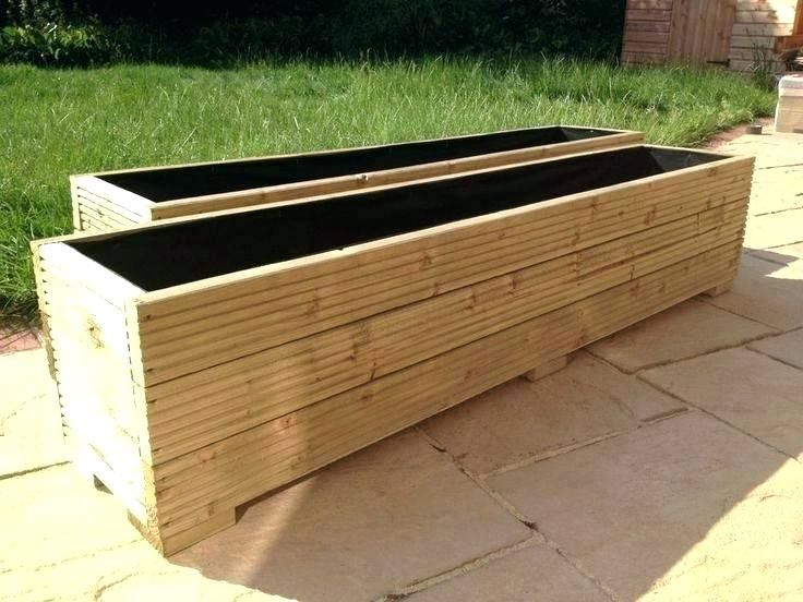 Outdoor Long Planter Boxes Everything You Need to Know