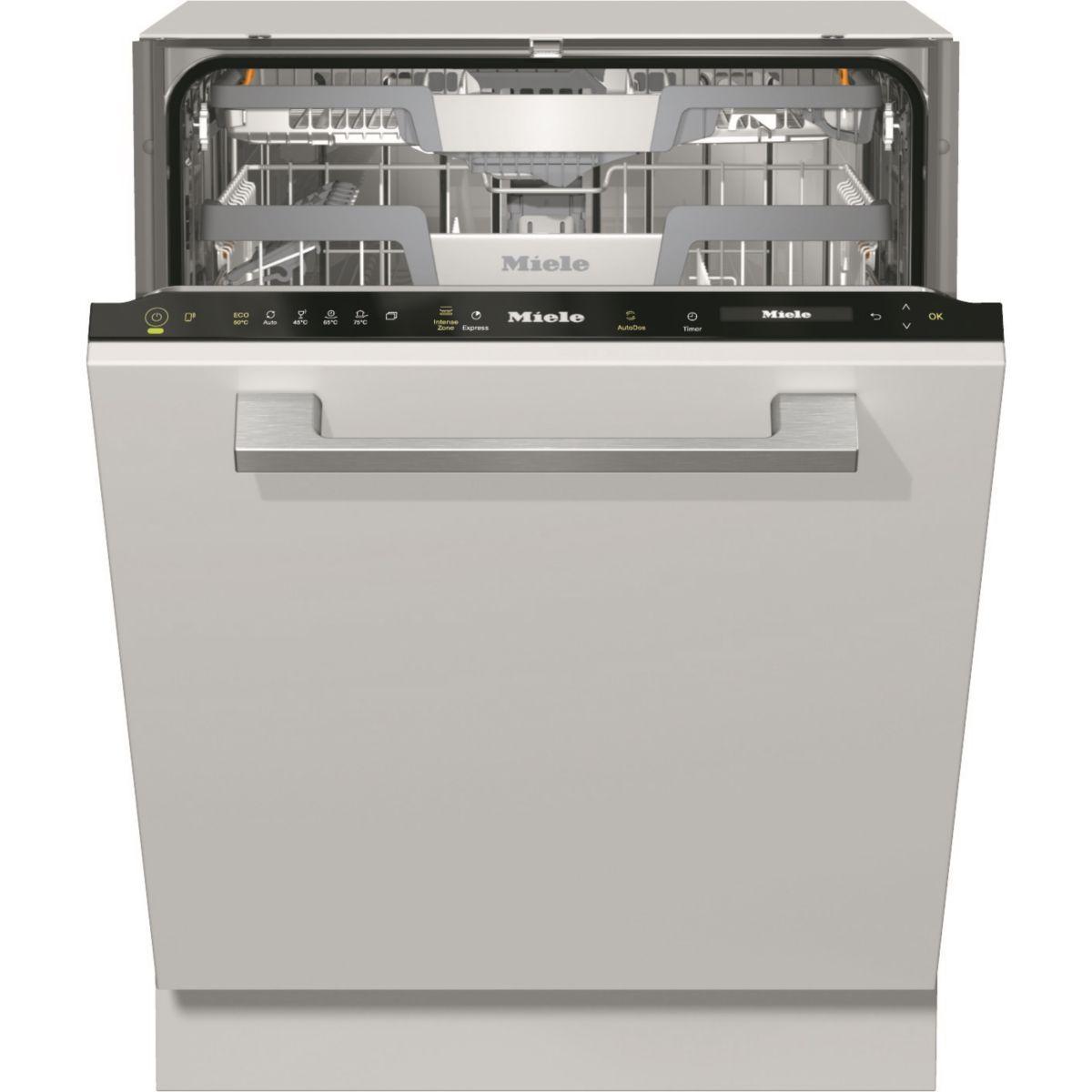 Lave Vaisselle Tout Integrable G 7360 Scvi Autodos Taille