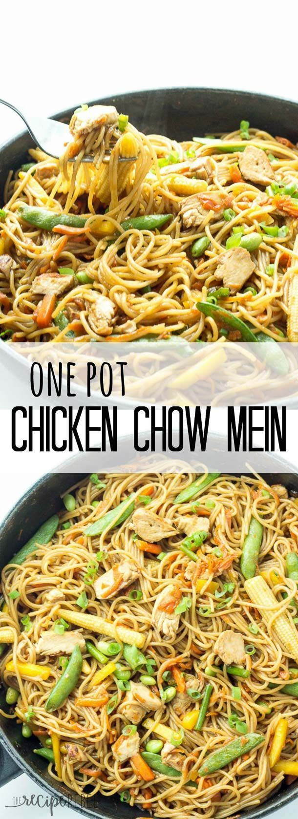 never settle for takeout again! Comes together in 30 minutes or less!