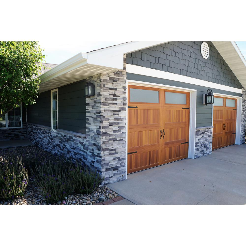 Stack N Tack 1 75 In X 6 In Colorado Gray Stone Veneer Siding Flats Multi Colored Stone Veneer Siding House Siding Stone Veneer