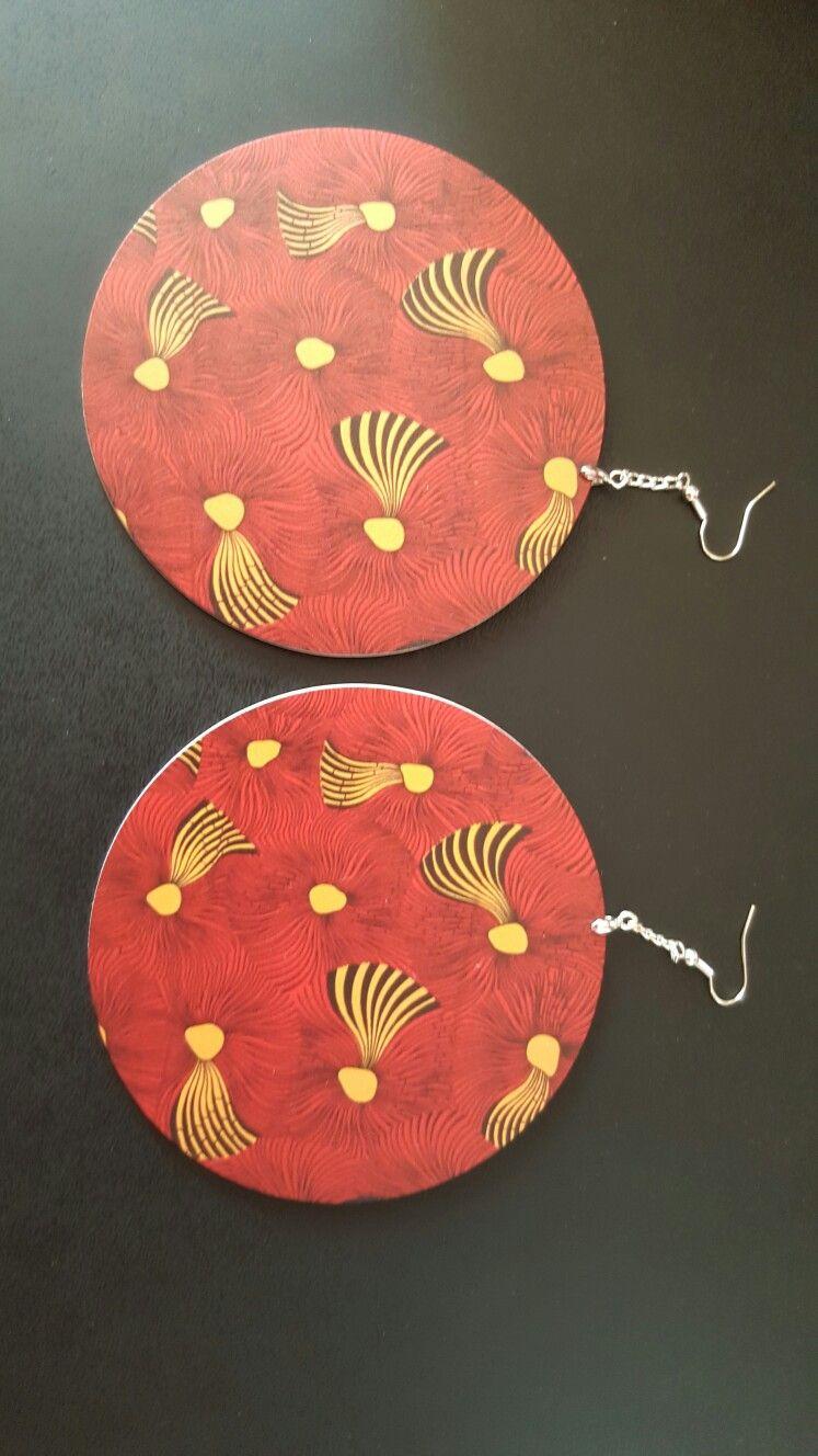 Ankara Earrings Instagram: bilama_bi_moura