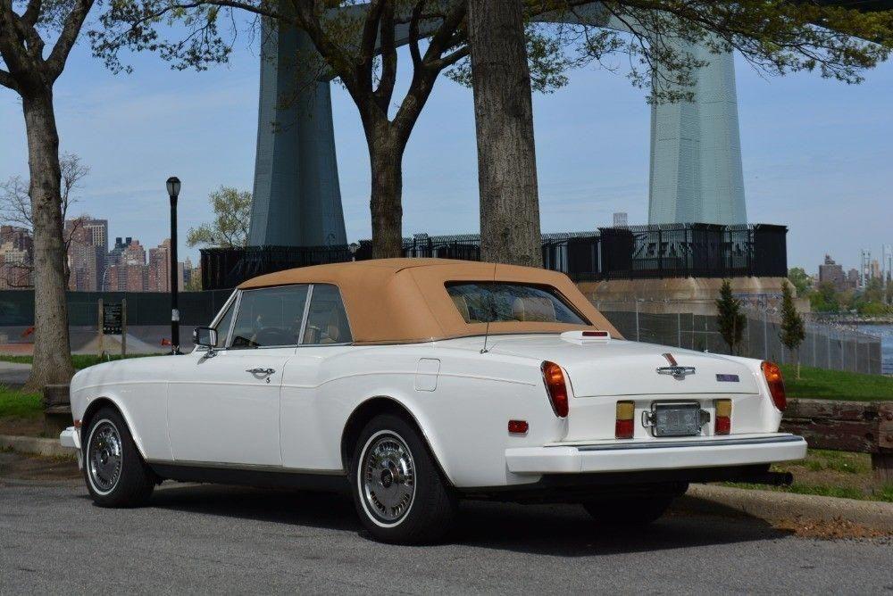 1995 RollsRoyce Corniche For Sale 185,000 1440365