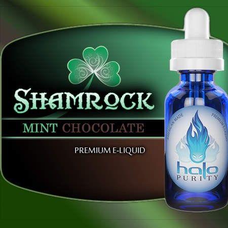 Shamrock HALO E Liquid 30ml