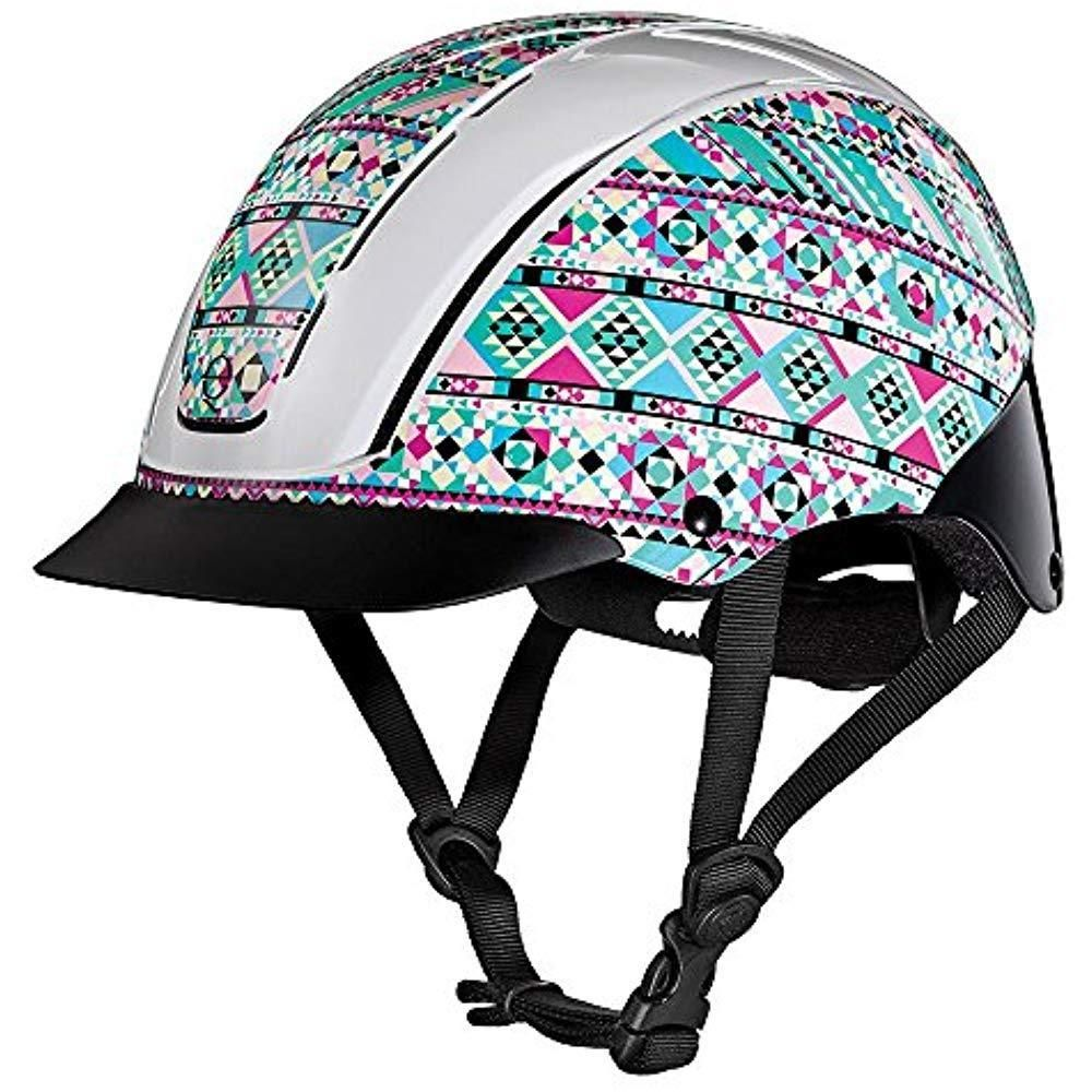 Spirit Protective Gear Schooling Helmet M Kaleidoscope Riding Helmets Horse Riding Helmets Equestrian Outfits