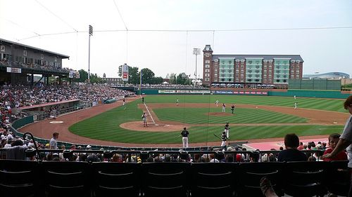 Pin By Pat Manfredo On Ballparks I Ve Been To New Hampshire Manchester Nh Ballparks