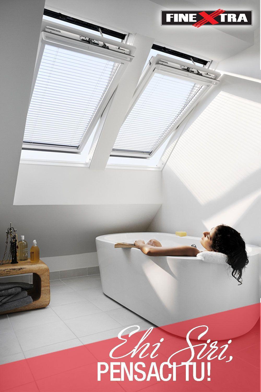 Chiudi il tuo Velux con un comando vocale #magariungiorno Mentre (finalmente!) ci godiamo la stagione estiva, aumenta il desiderio di un ambiente sottotetto fresco in qualsiasi ora del giorno, e che magari sia anche... a prova di temporale!  La soluzione si chiama VELUX! Le tapparelle riducono il calore fino al 94%, e grazie ai sistemi combinati Velux Integra e Velux Active, le tue finestre da tetto (ma anche tende e tapparelle) si chiudono da sole quando inizia a piovere, o quando fa troppo cal #magariungiorno