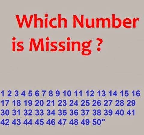 Funny Pictures Videos Jokes Which Number Is Missig Mind Reading Tricks Funny Riddles Jokes And Riddles