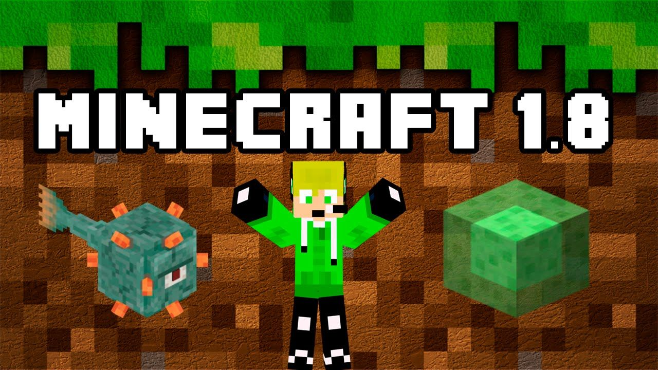 Minecraft 1.8 - Oque Há de Novo? CUEIO