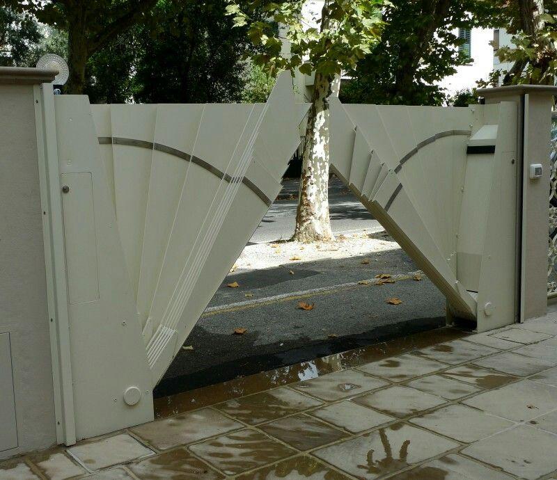 Open Kitchen Gate: Fan-Gate Cancello A Ventaglio, Www.ferro-battuto.net