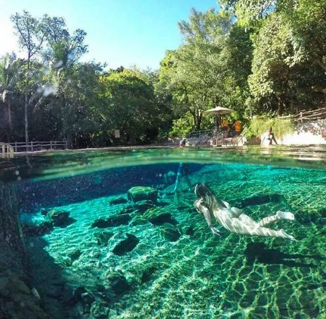 Parque Nacional Do Jalap 227 O To Brazil In 2019 Natural Swimming Pools Swimming